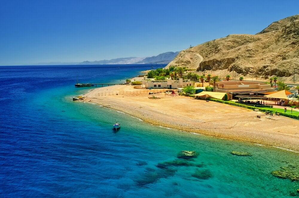 Descubre las hermosas playas del mar Rojo