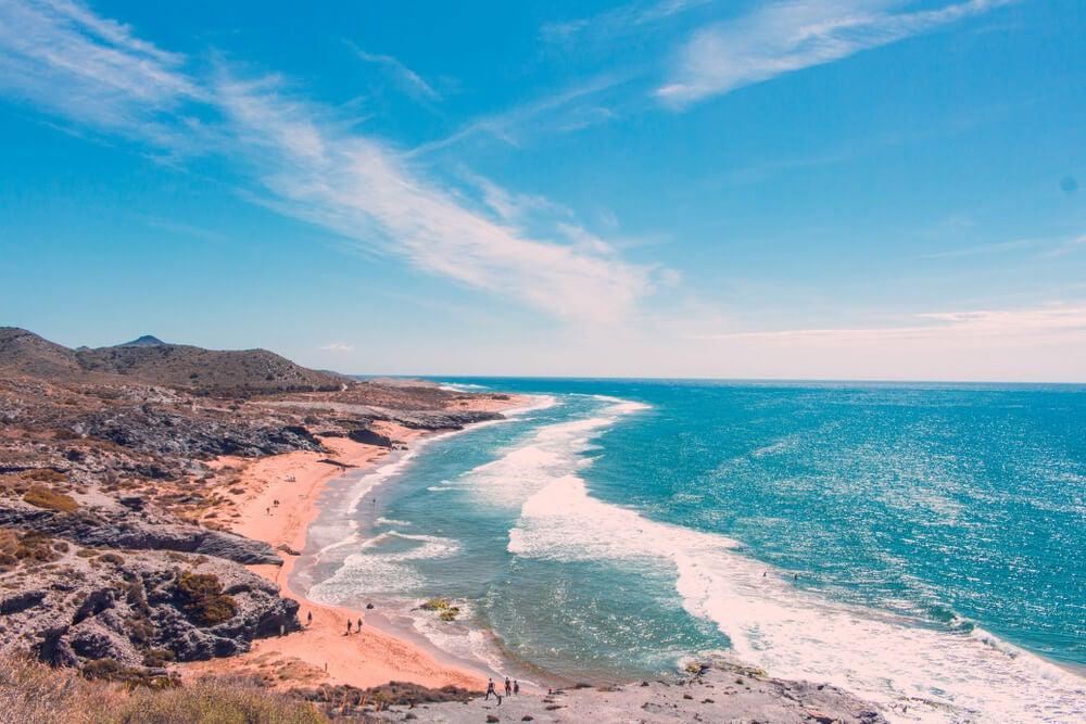 Playa en Calblanque