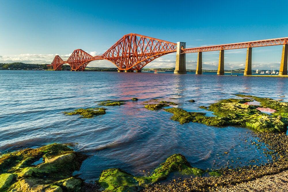Puentes fabulosos: puente Forth