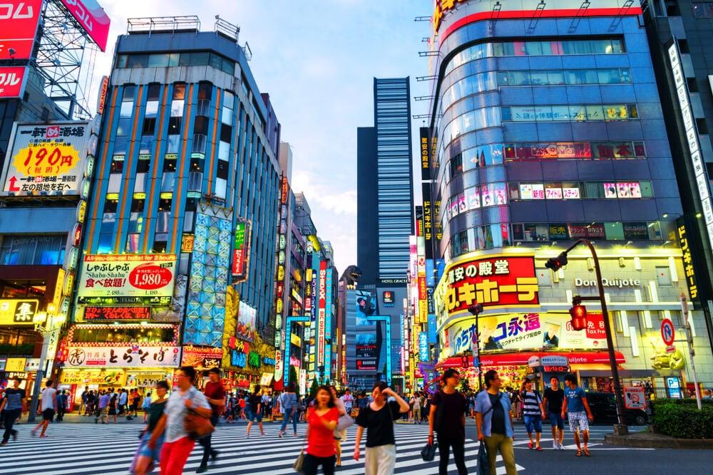 Shinjuku: paseamos por un barrio singular de Tokio