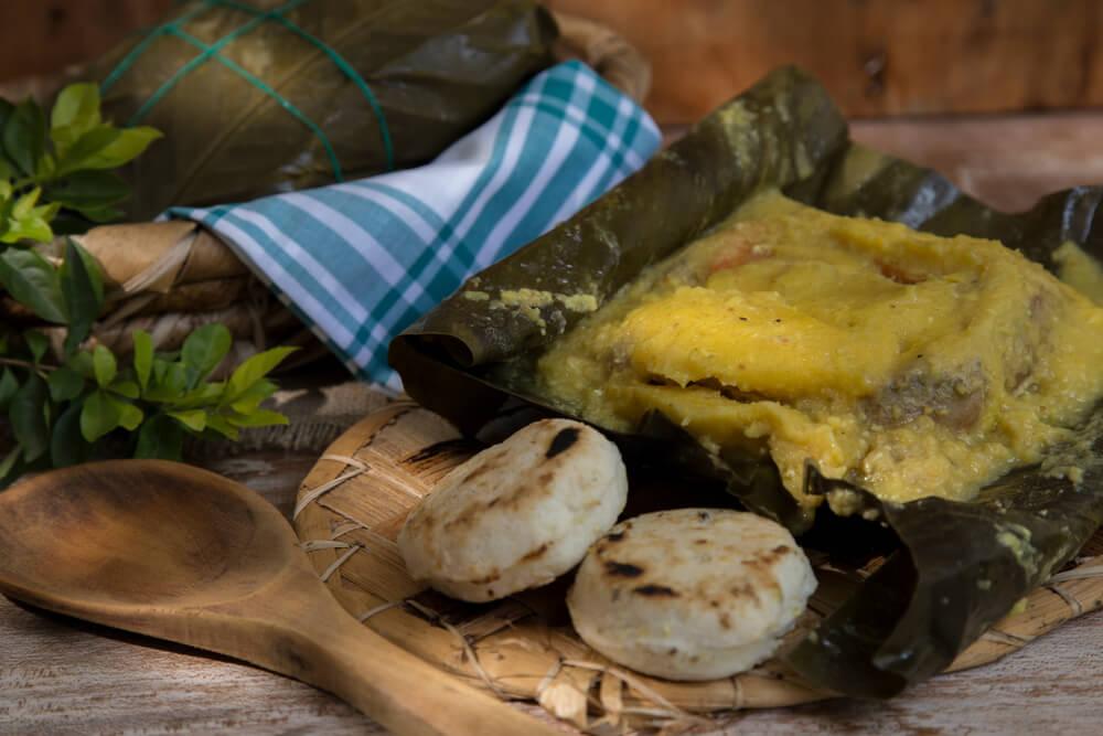 Tamal de Tolima