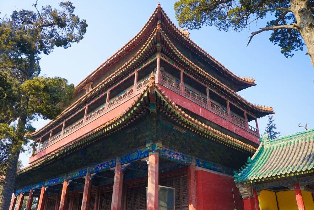 Templo de Confucio, uno de los templos de China más importantes