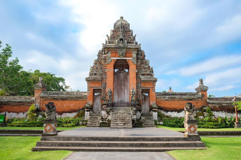 Templo Pura Taman Ayun