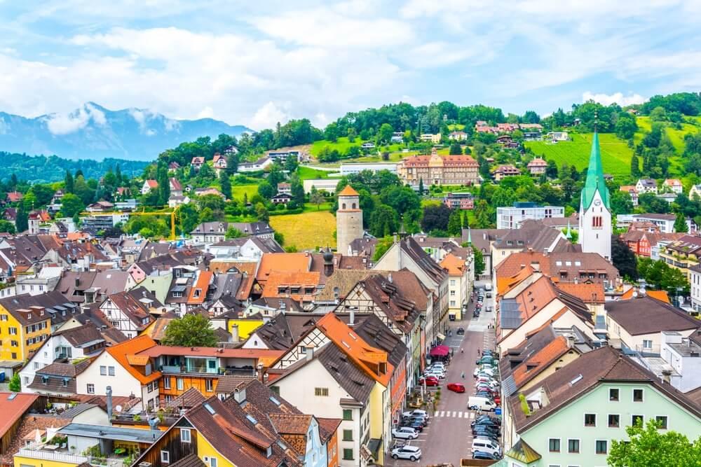 Feldkirch y alrededores: un bello rincón de Austria
