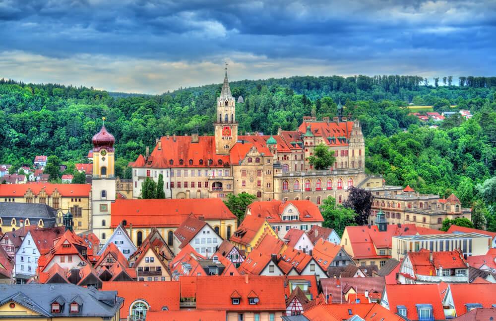Vista de Sigmaringen