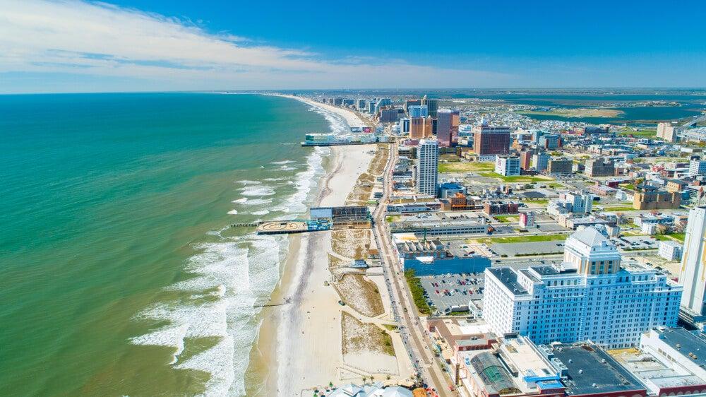 Atlantic City en Nueva Jersey: un lugar para sorprenderse