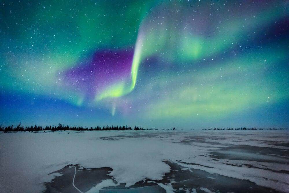 A la caza de las auroras boreales y las auroras australes