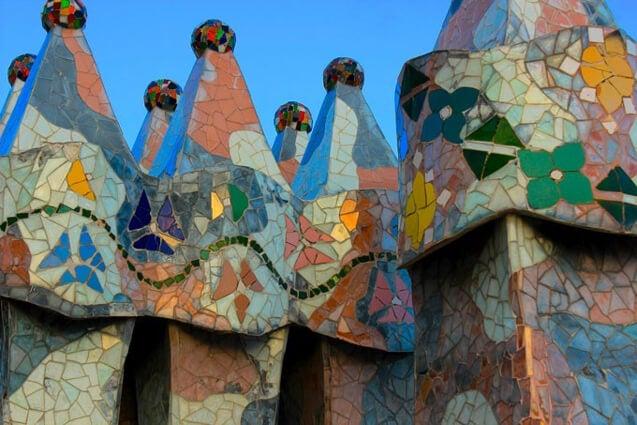 Azotea Casa Batlló