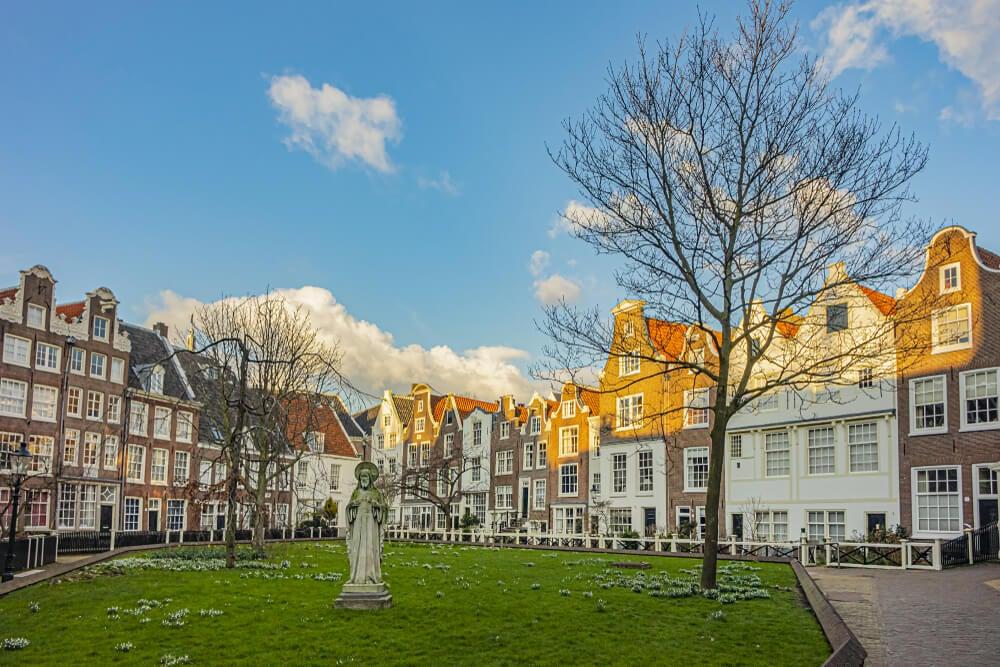 Beguinaje de Ámsterdam
