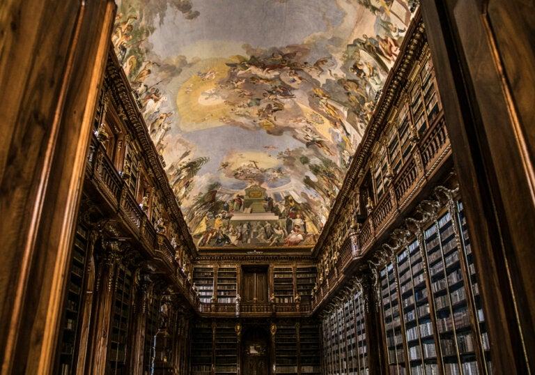 La biblioteca del Clementinum: una de las joyas de Praga