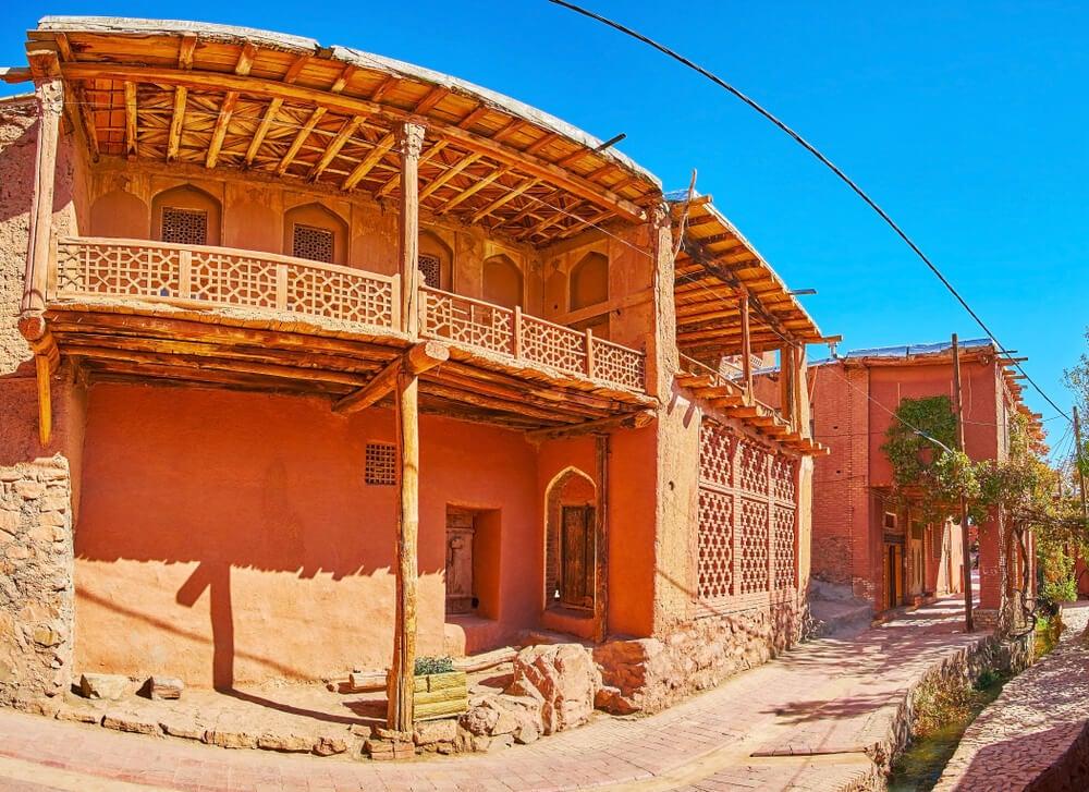 Calle de Abyaneh