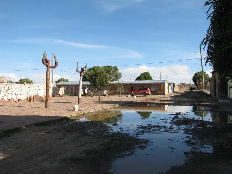 Calle de Culpina K