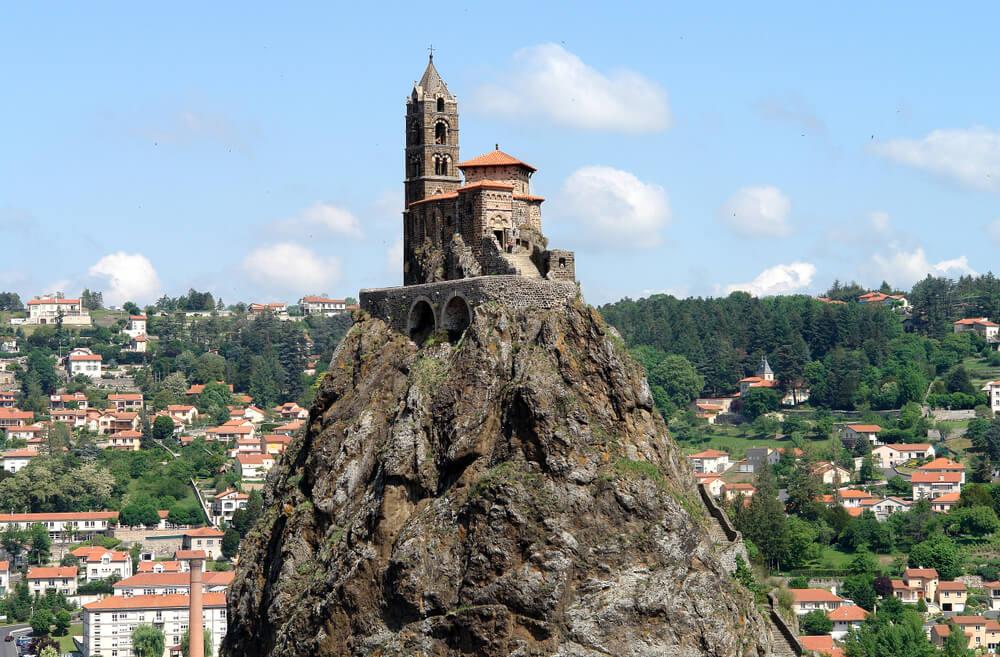 Capilla de Saint Michel d'Aiguilhe