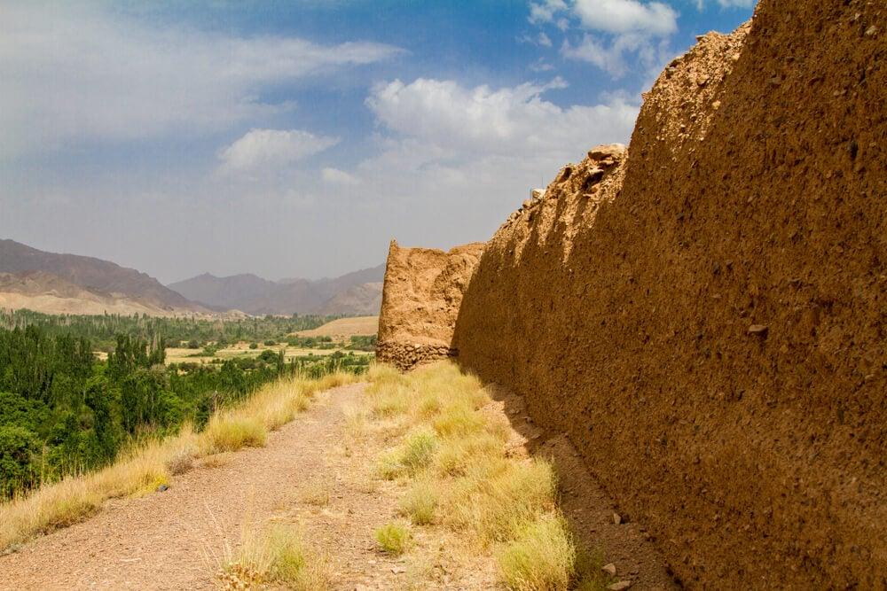 Castillo Sassanid