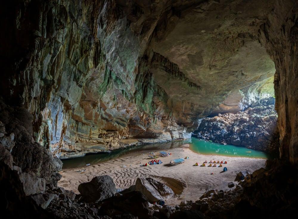 La cueva de Son Doong en Vietnam: la más grande del mundo