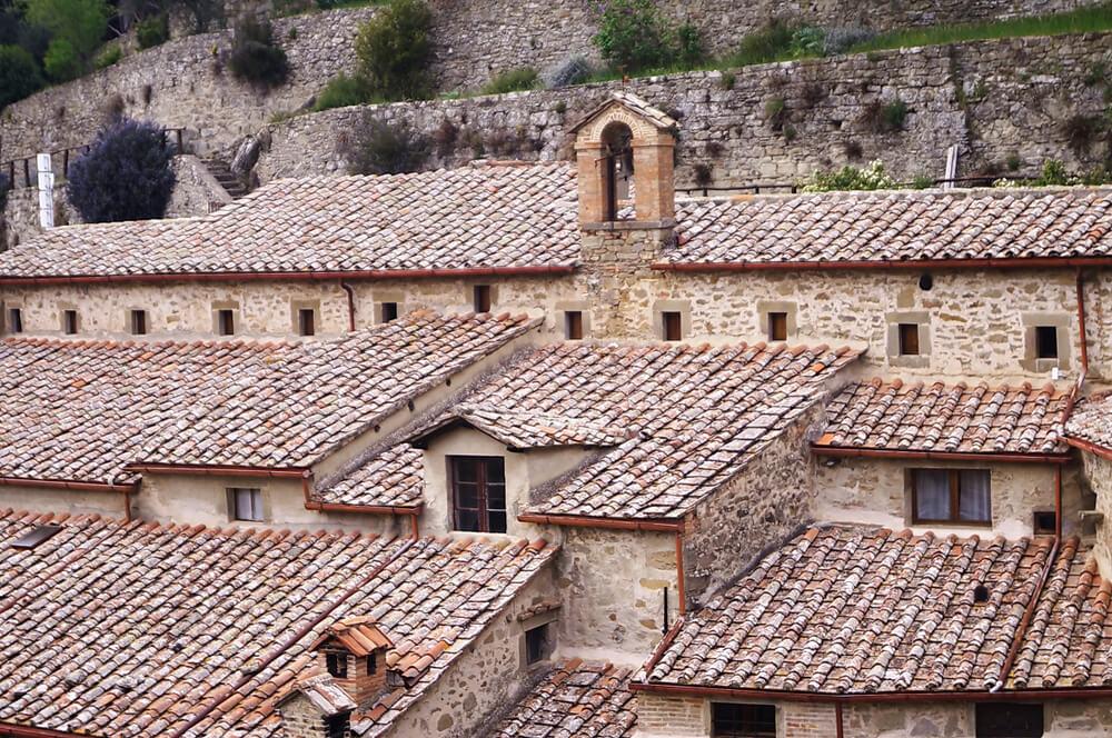 Ermita de las celadas de Cortona