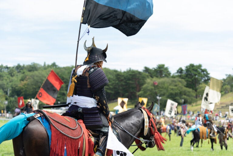 El festival Soma Nomaoi: un homenaje a los samuráis