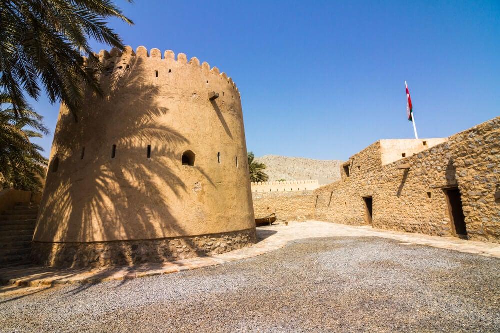Fuerte de Khasab