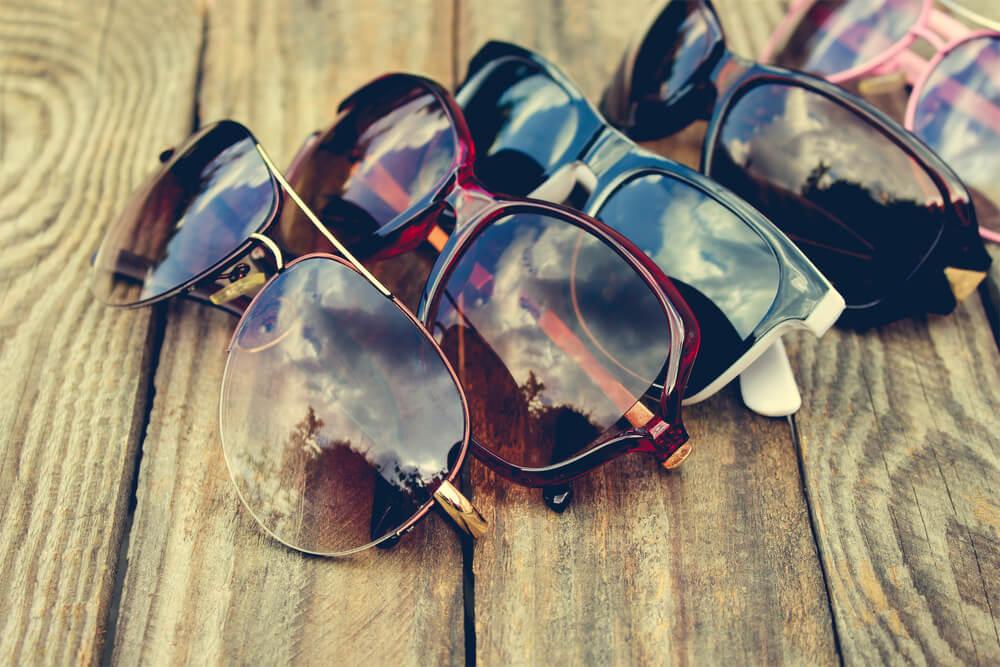 Buenas gafas de sol
