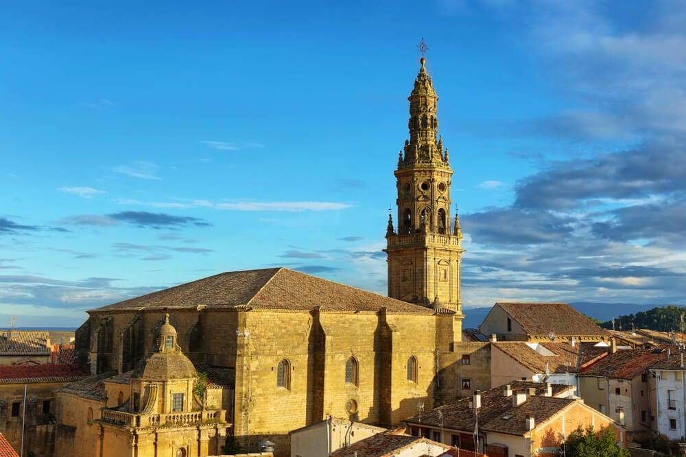Iglesia de la Asunción en Briones