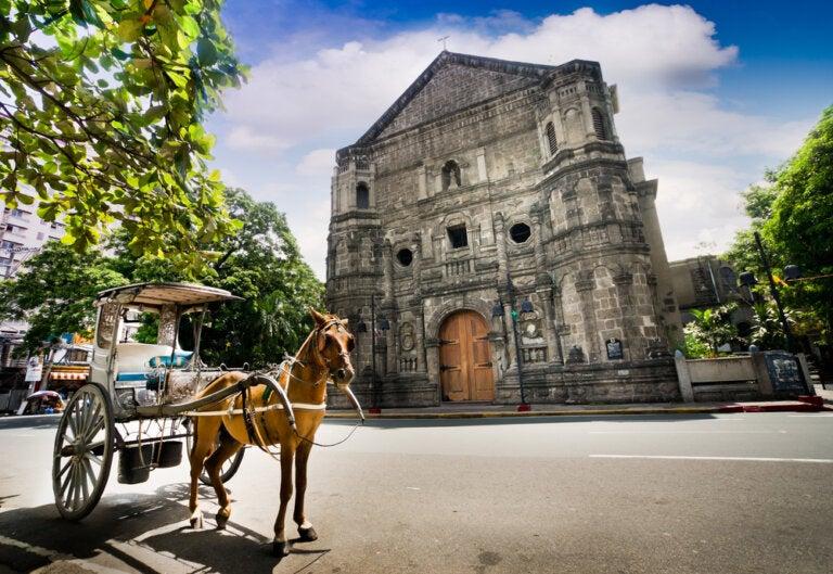 Un paseo por Manila, la capital de Filipinas