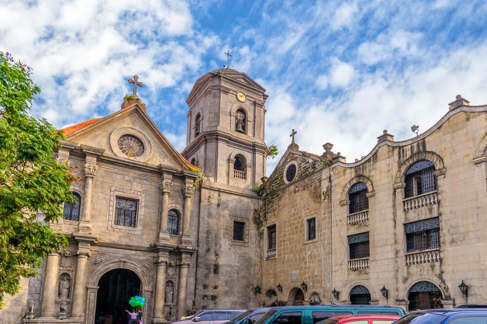 Iglesia de San Agustín de Manila