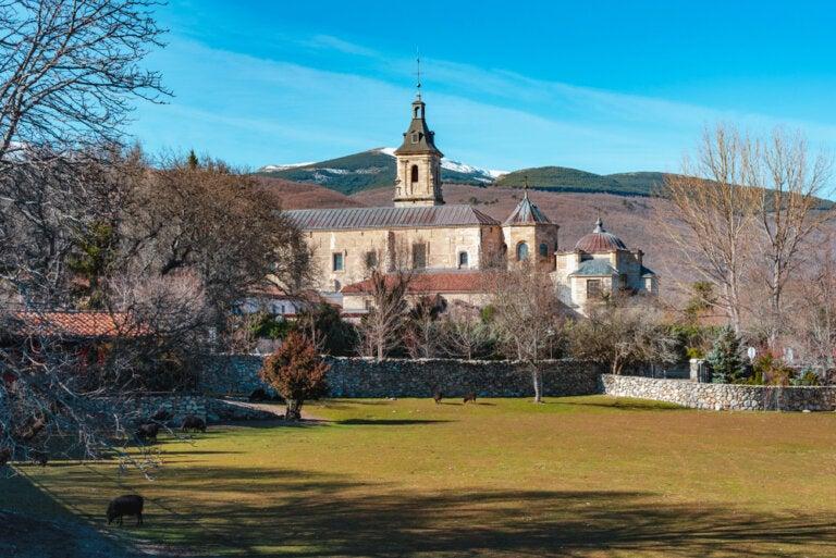 Visitamos el Real Monasterio de Santa María de El Paular