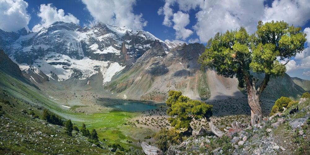 Tayikistán: un destino para los amantes de la naturaleza