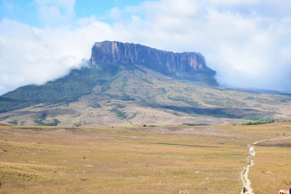 Vista del monte Roraima