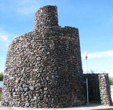 Monumento en Culpina K