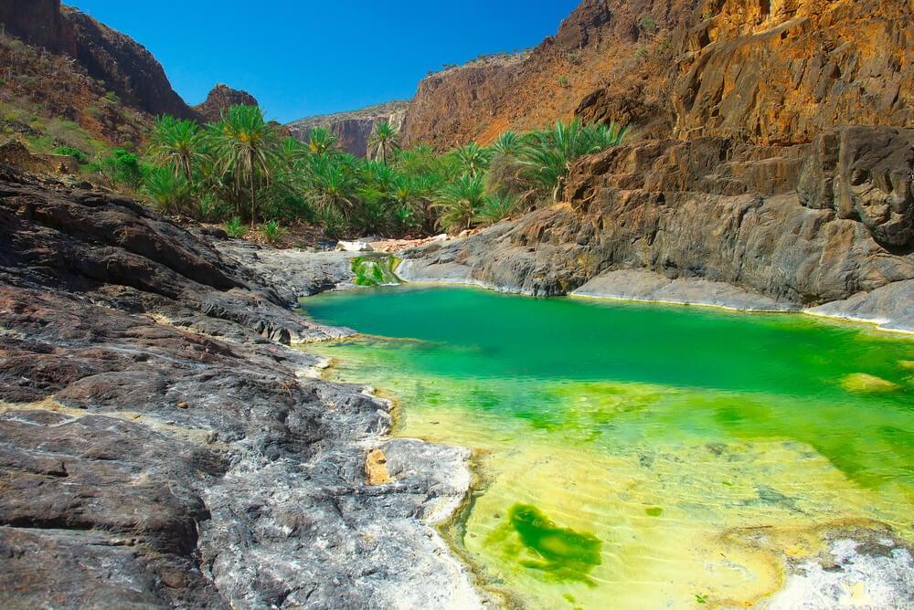 El archipiélago de Socotra y sus paisajes únicos