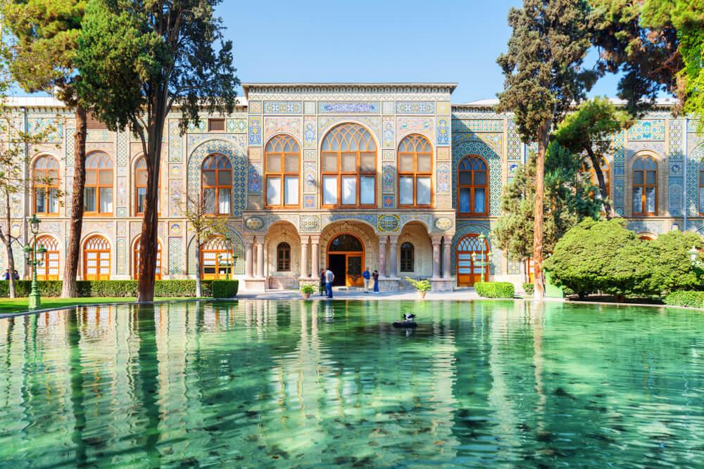El palacio de Golestán: un símbolo de la cultura iraní