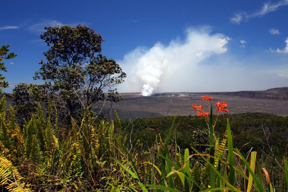 PArque Nacional de los Volcanes, uno de los rincones de Hawái imprescindibles