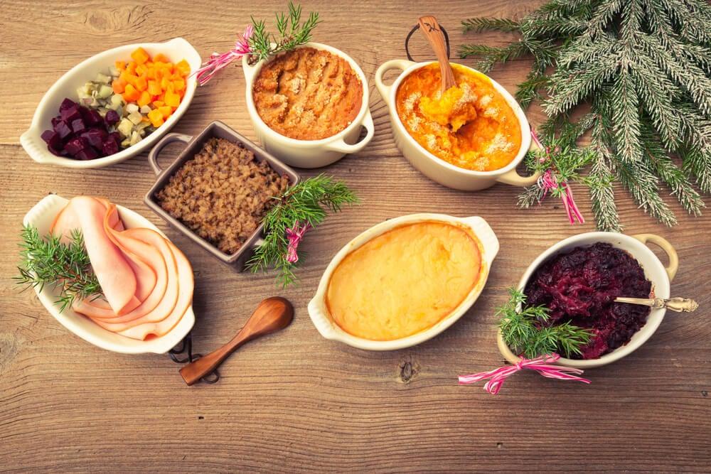 Platos de la gastronomía de Finlandia