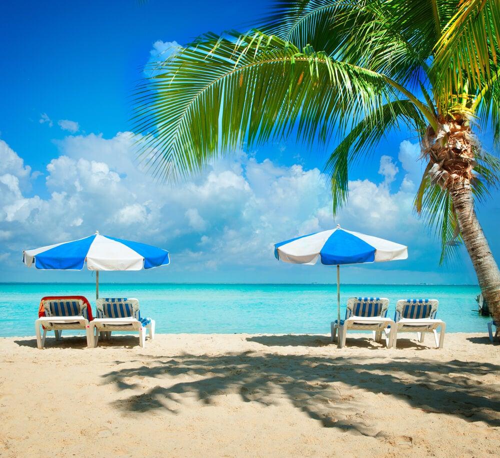 Playa caribeña