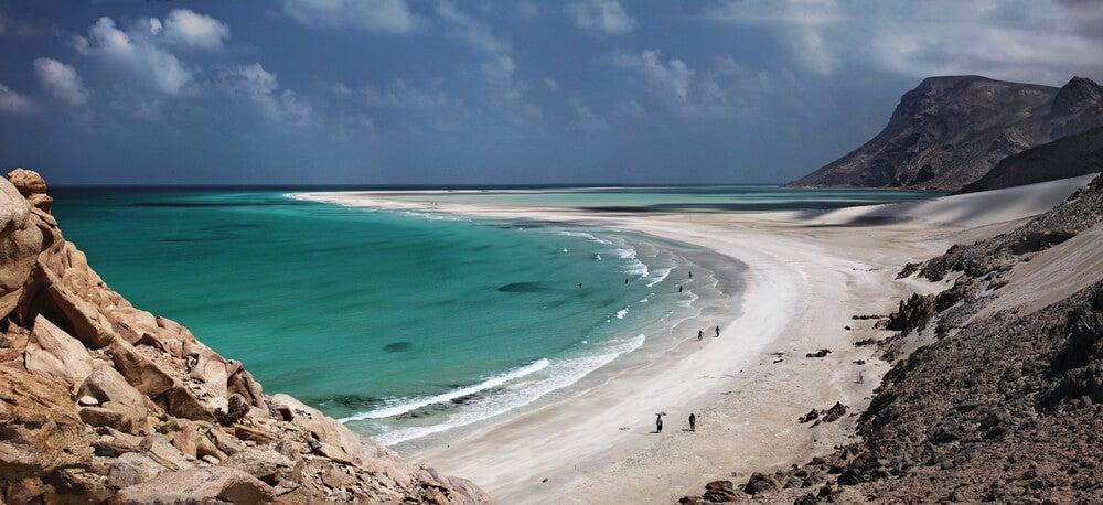 Playa de Socotra