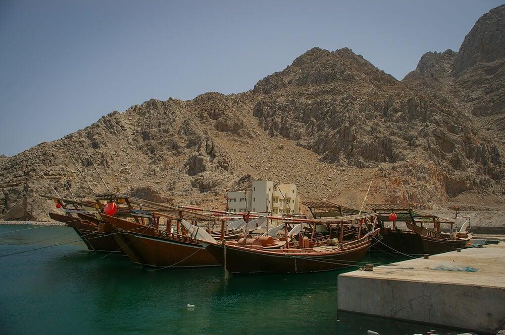 Puerto de Kumzar