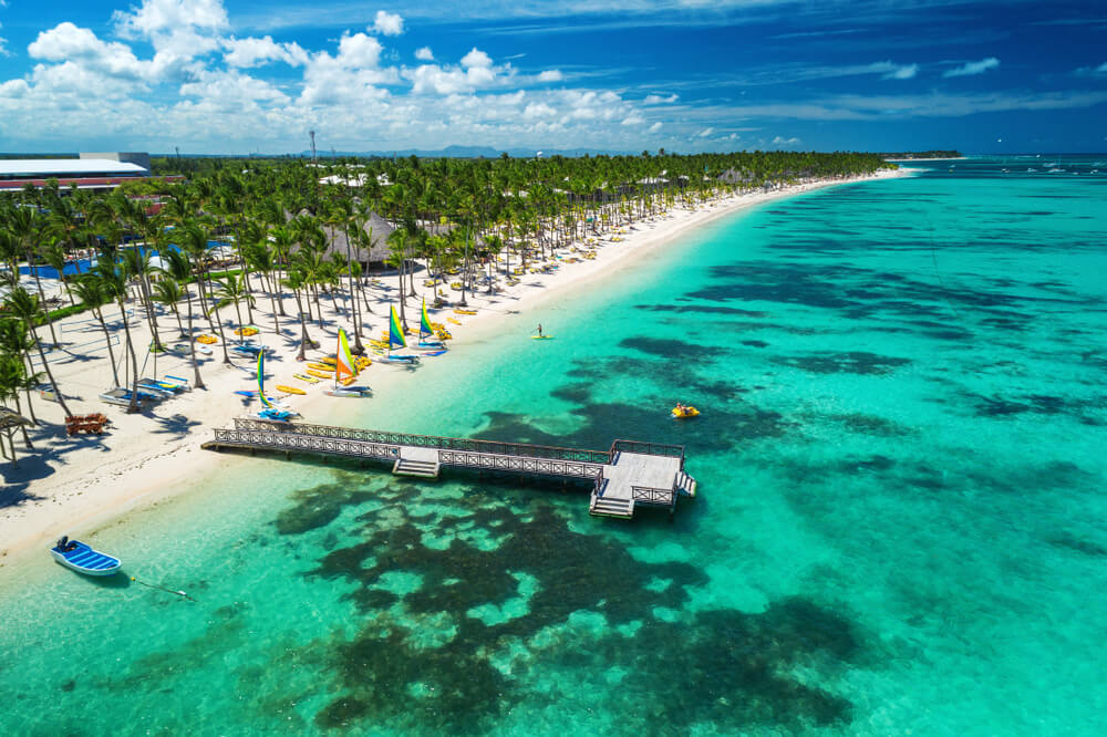 Vista de Punta Cana