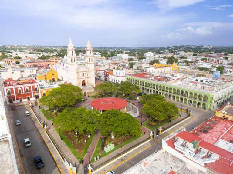 San Francisco de Campeche: un lugar por descubrir