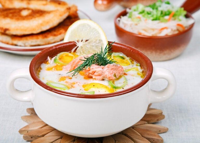 La sorprendente gastronomía de Finlandia