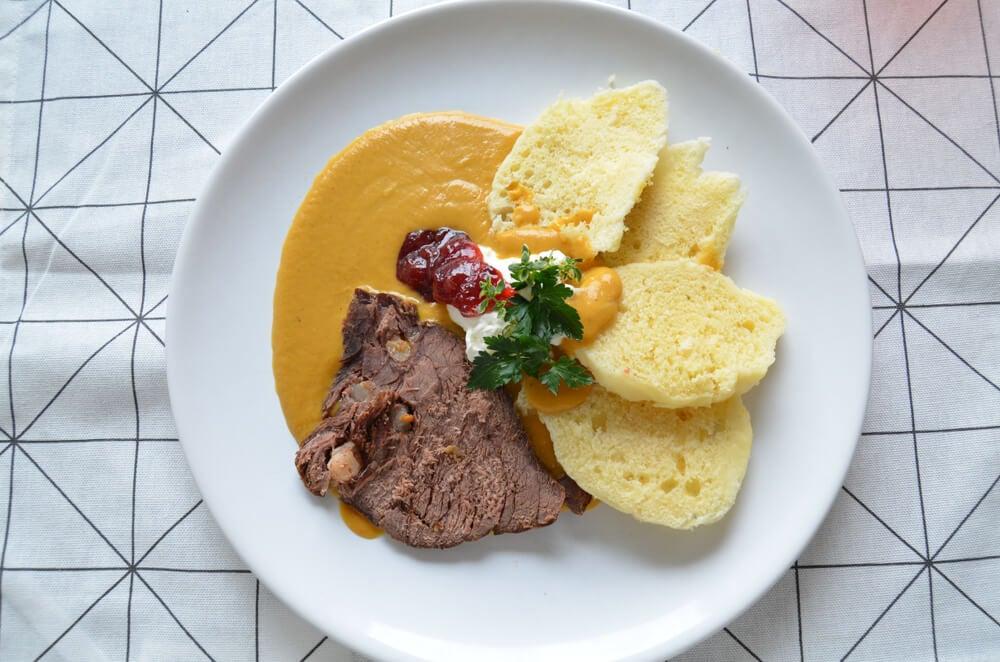 Gastronomía checa, un placer para los sentidos
