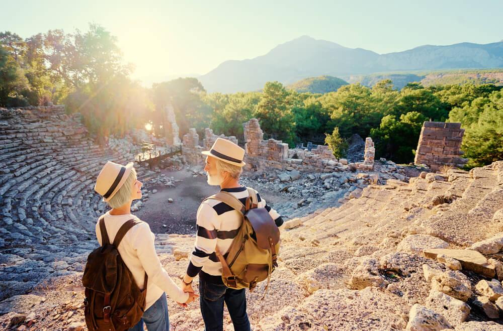 Algunos grandes destinos para personas mayores
