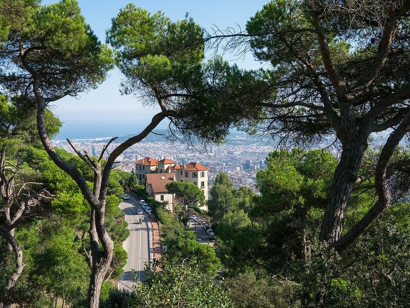 Vallvidrera, uno de los barrios desconocidos de Barcelona