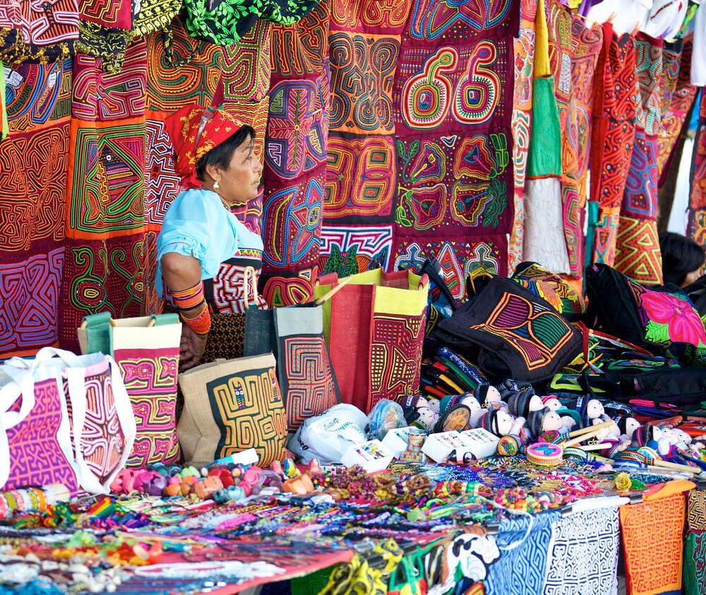 Descubre las molas y el arte de los kuna