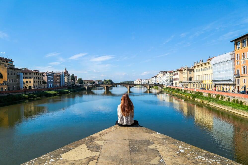 Viajera con síndrome de Stendhal en Florencia