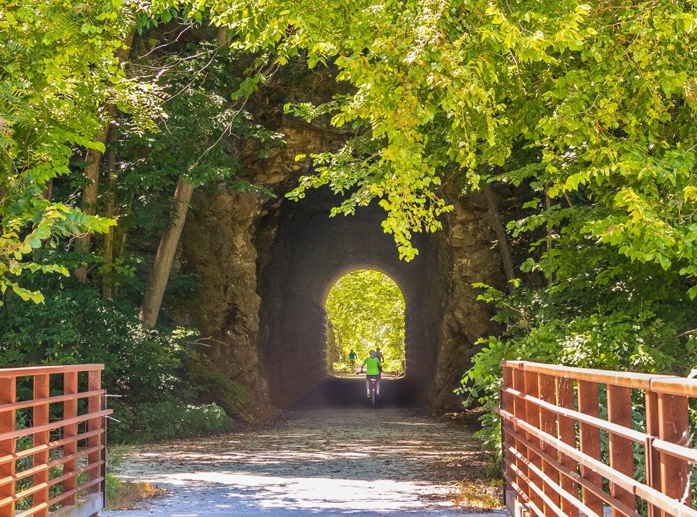 Vías verdes: aprovechando viejas infraestructuras ferroviarias