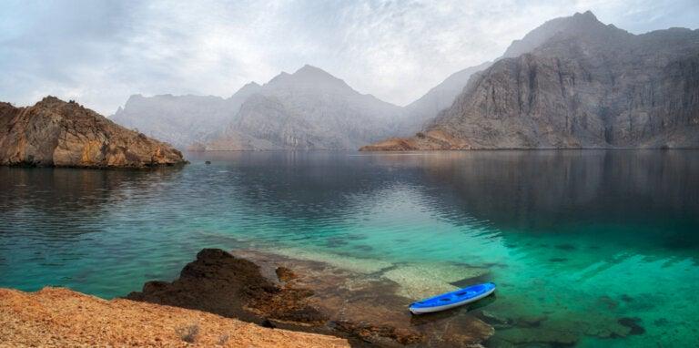 Musandam: la Noruega de Oriente Medio