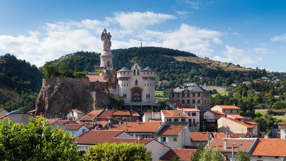 Vista de Le Puy-en-Velay