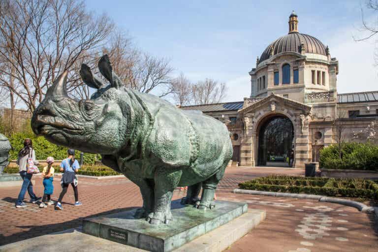 El Zoológico del Bronx,uno de los más grandes del mundo