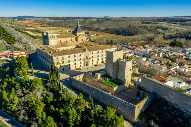 Uclés: una preciosa villa en la provincia de Cuenca